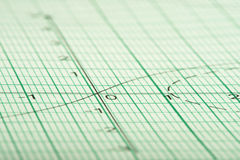 Mathematical drawings, concepts and strategies Royalty Free Stock Images