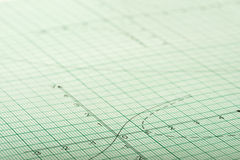 Mathematical drawings, concepts and strategies Stock Photos