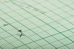 Mathematical drawings, concepts and strategies Royalty Free Stock Photo