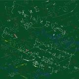 Mathematical  pattern Royalty Free Stock Photography