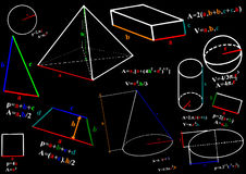 Mathematics stock illustration