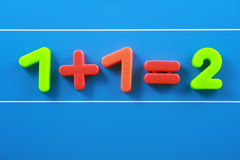 Mathematics Royalty Free Stock Photo