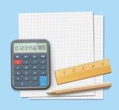 Mathematics concept Stock Photos