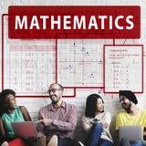Mathematics Equation Calculate Algebra Function Concept Stock Photos