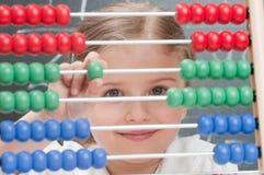 Mathematics lesson Royalty Free Stock Image