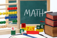 Mathematics Royalty Free Stock Images