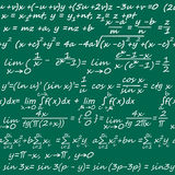 Mathematics seamless Royalty Free Stock Images