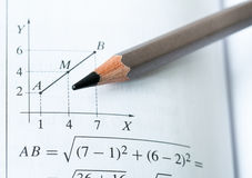 Mathematics Stock Image
