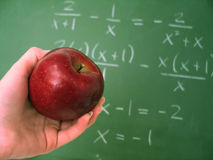 Mathematik Lizenzfreies Stockfoto