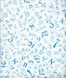 Mathematische Verzierung Stockfoto