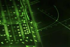 Mathematischer Hintergrund Lizenzfreies Stockfoto