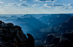 Mather Point Grand Canyon Stock Photos