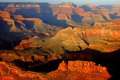 Mather Punkt, Grand Canyon Lizenzfreies Stockfoto