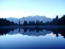 湖Matheson 免版税图库摄影
