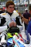 Mathew Scholtz #20 auf Suzuki GSX-R 600 NS Suriano Corse Supersport WSS Stockfotografie