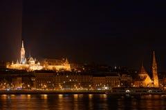 Mathias Church in Budapest Hungary Stock Photo