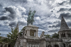 Mathias Church in Budapest Royalty Free Stock Images