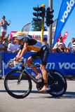 Mathias Hecht, Ironman SA 2010 Imagem de Stock Royalty Free