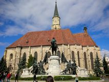 Mathias Rex from Cluj-Napoca Stock Photography
