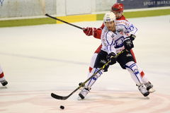 Mathieu Carle - Medvescak Zagreb Stock Photo