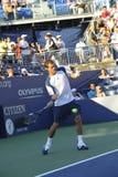 Mathieu at US Open 2010 (6) Stock Photos
