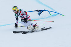 MATHIS Marcel (AUT). Alta Badia, ITALY 22 December 2013. MATHIS Marcel (AUT) competing in the Audi FIS Alpine Skiing World Cup MEN'S GIANT SLALOM Stock Photography