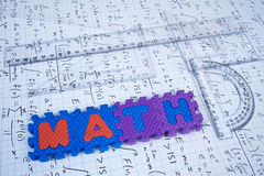Maths images libres de droits