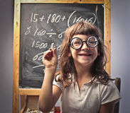 Maths Royalty Free Stock Image