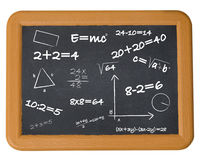 Maths image stock