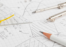 Maths Royalty Free Stock Images
