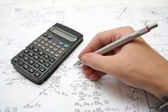 Maths Photos libres de droits