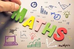 maths imagens de stock