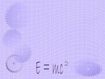 Maths, fond de la Science Photographie stock
