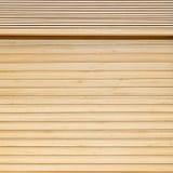 Matière de base du tapis en bambou de roulement Photo stock