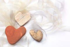 Matière de l'amour Photographie stock