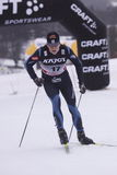 Matias Strandvall - cross country skier Stock Photo