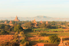 Matin Bagan Photo libre de droits