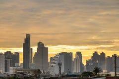 Matin Bangkok Photo libre de droits