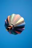 Matin chaud de ballon à air Photographie stock libre de droits