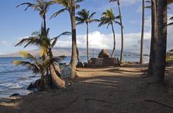 Matin de Maui Photographie stock libre de droits