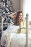 Matin de Noël Photos stock