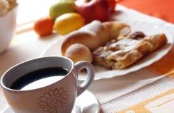 matin de repas Images libres de droits