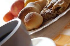 matin de repas Image stock