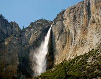 Matin de Yosemite Falls Images libres de droits
