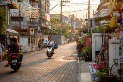 Matin en Chiang Mai Photographie stock libre de droits