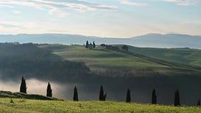 matin Toscane clips vidéos