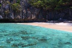 Matinloc island, Philippines Stock Photos