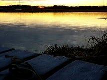 Matins d'hiver Photos libres de droits