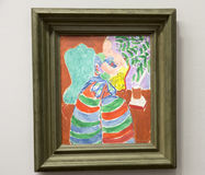 Free Matisse - At Albertina Museum In Vienna Stock Photo - 93533910