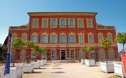 Matisse museum, Nice, Frankrike Royaltyfri Foto